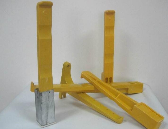 玻璃钢模压电缆支架